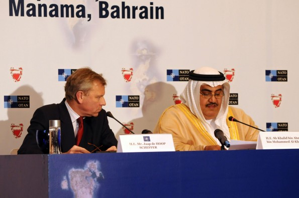 NATO-Bahrain Public Diplomacy Conference in Manama, Bahrain - 23-25 April 2008
