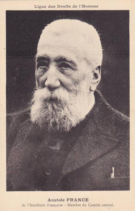 Essayist anatole