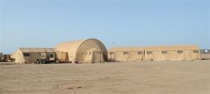 CJTF-HOA Forward Command Post
