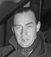 Erich Maria Remarque Smoking Cigarette
