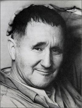 bertolt brecht his alienated world essay The biography of bertolt brecht on brecht wrote the most significant of his to fight against an obsolete world order in 1947, brecht went to.
