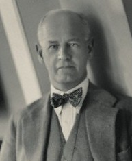 Writer John Galsworthy