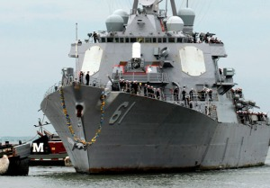 USS-Ramage-Departs-Naval-Station-Norfolk