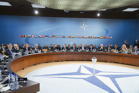 Meetings of the Minister of Defence at NATO Headquarters in Brussels- Meeting of the NATO-Ukraine Council