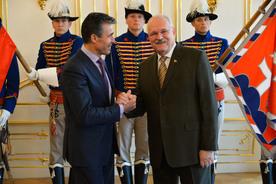 NATO Secretary General visits Slovakia