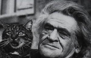 Joseph Kessel y el gato Salvaje