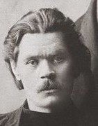 Portrait of Maxim Gorky and Feodor Chaliapin