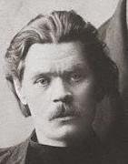 Portrait of Maxim Gorky and Feodor Chaliapin