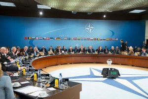 Meetings of the Defence Ministers at NATO Headquarters in Brussels- Meeting of the NATO-Georgia Commission