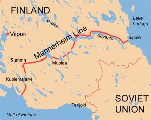 Mannerheim-line